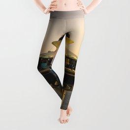 Space Needle (close-up) Leggings
