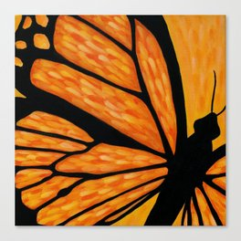 Botanicals & Beauty - Butterfly Canvas Print