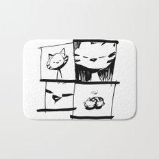 minima - IA - catnap Bath Mat