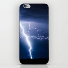 Lightning Strike iPhone Skin