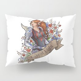 Lady of Light Pillow Sham