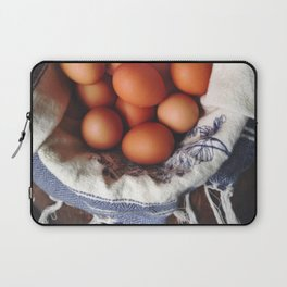 Farm Fresh Eggs  Laptop Sleeve