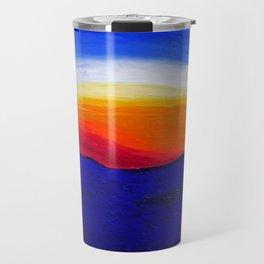 Bernal Hill Abstract | 2011 Travel Mug