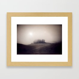 Explorations with Space: No. 4 Framed Art Print