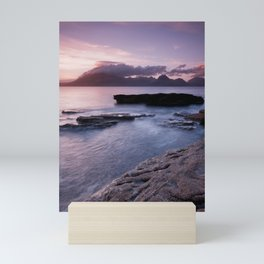 Elgol Beach IV Mini Art Print