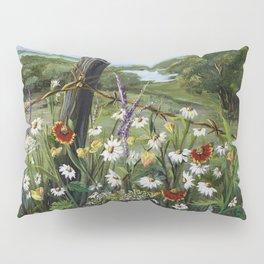 Wild Daisies Pillow Sham