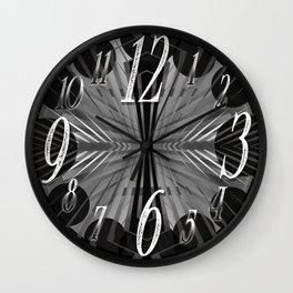 art deco clock Wall Clock