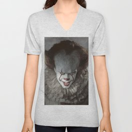 Pennywise The Clown Unisex V-Neck