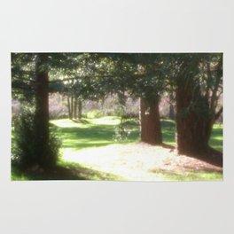 Tree and Sun  Rug