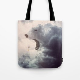 Bear Cloud // Infinite Tote Bag