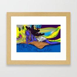 Ambivalent Framed Art Print