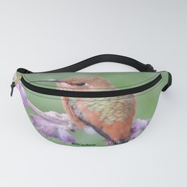 DO NOT Raid My Patch of Sage Fanny Pack