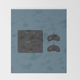 Sega Throw Blanket