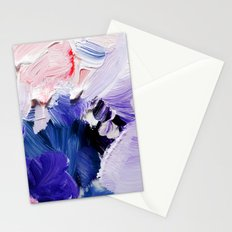 If You Please (Abstract Painting) Stationery Cards