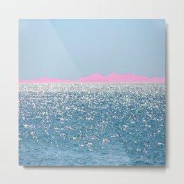 i Sea you Metal Print