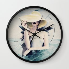 Orientation ... Wall Clock