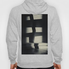 German Expressionism Experiment Abstract Shadows Hoody