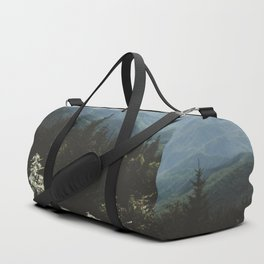 Smoky Mountains - Nature Photography Duffle Bag