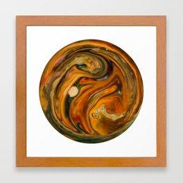 Jupiter #2 Framed Art Print