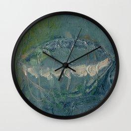 Vessel 26 Wall Clock