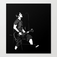 T. S. GS Canvas Print