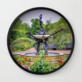 Diana The Huntress, Hyde Park, London Wall Clock