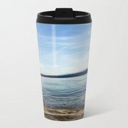 Lake Geneva Travel Mug