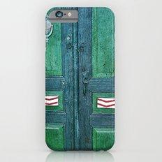 Old Green Door iPhone 6s Slim Case