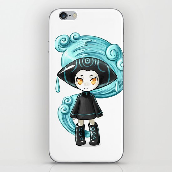 Water Sprite iPhone & iPod Skin