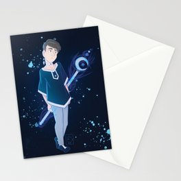 wizard dan Stationery Cards