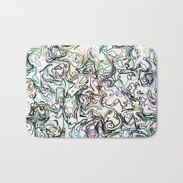 fiery marble 010 Bath Mat