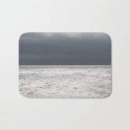Ominous Ocean Bath Mat