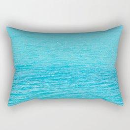 Sea's surface Rectangular Pillow