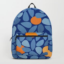 Mango Print Backpack