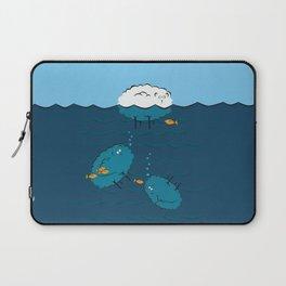 Sinking Sheep Laptop Sleeve