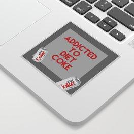 DietCoke Sticker
