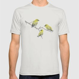 Finch Bird T-shirt