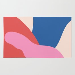 Big Shapes / Chewing Gum Rug