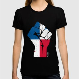Team Panama Flag Shirt T-shirt
