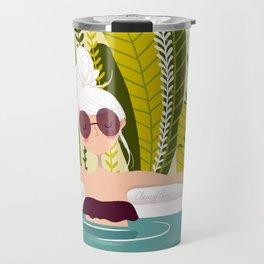 La piscine Travel Mug