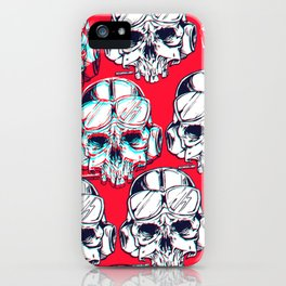 203@AllSkull™ iPhone Case
