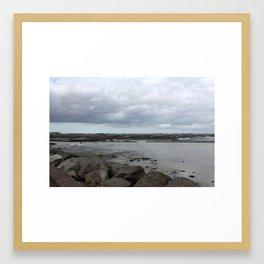 oyster park Framed Art Print