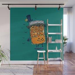 Halloween Jam Wall Mural