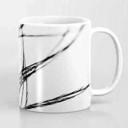 Plume- A Feather Study 3 Coffee Mug