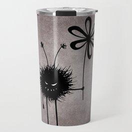 Evil Flower Bug Travel Mug