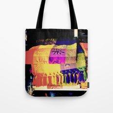 Textile Series - Woven Tote Bag