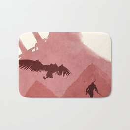 Witcher Bath Mat
