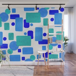 Color play No.2 Wall Mural