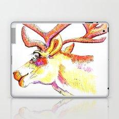 Holdiday drawings : Reindeer Laptop & iPad Skin