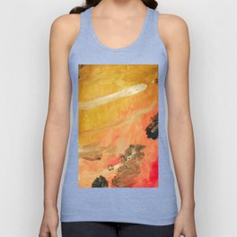 AJ's Abstract for Luke (Spina Bifida) Unisex Tank Top